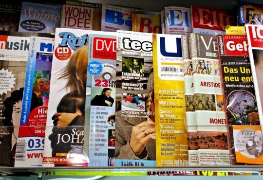 Medien: Digital oder Printmedien